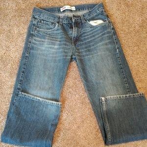 Levis 569 loose straight leg size 16reg